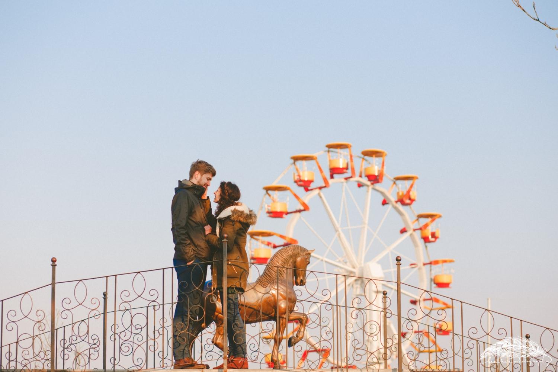 Dani & Andreea engagement