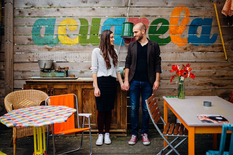 Ionut & Estera engagement