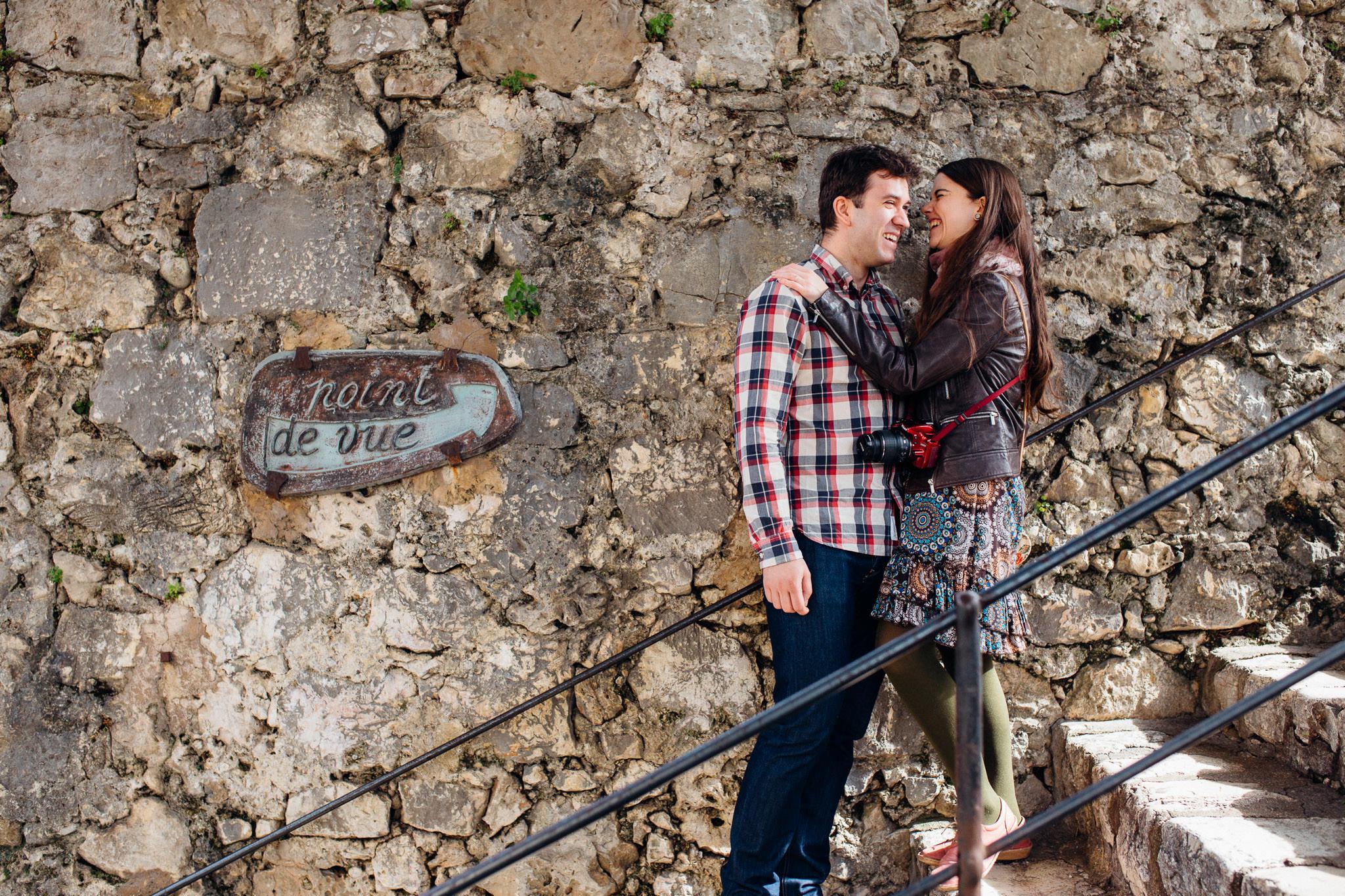 Bogdan & Luiza engagement Nice France-1011
