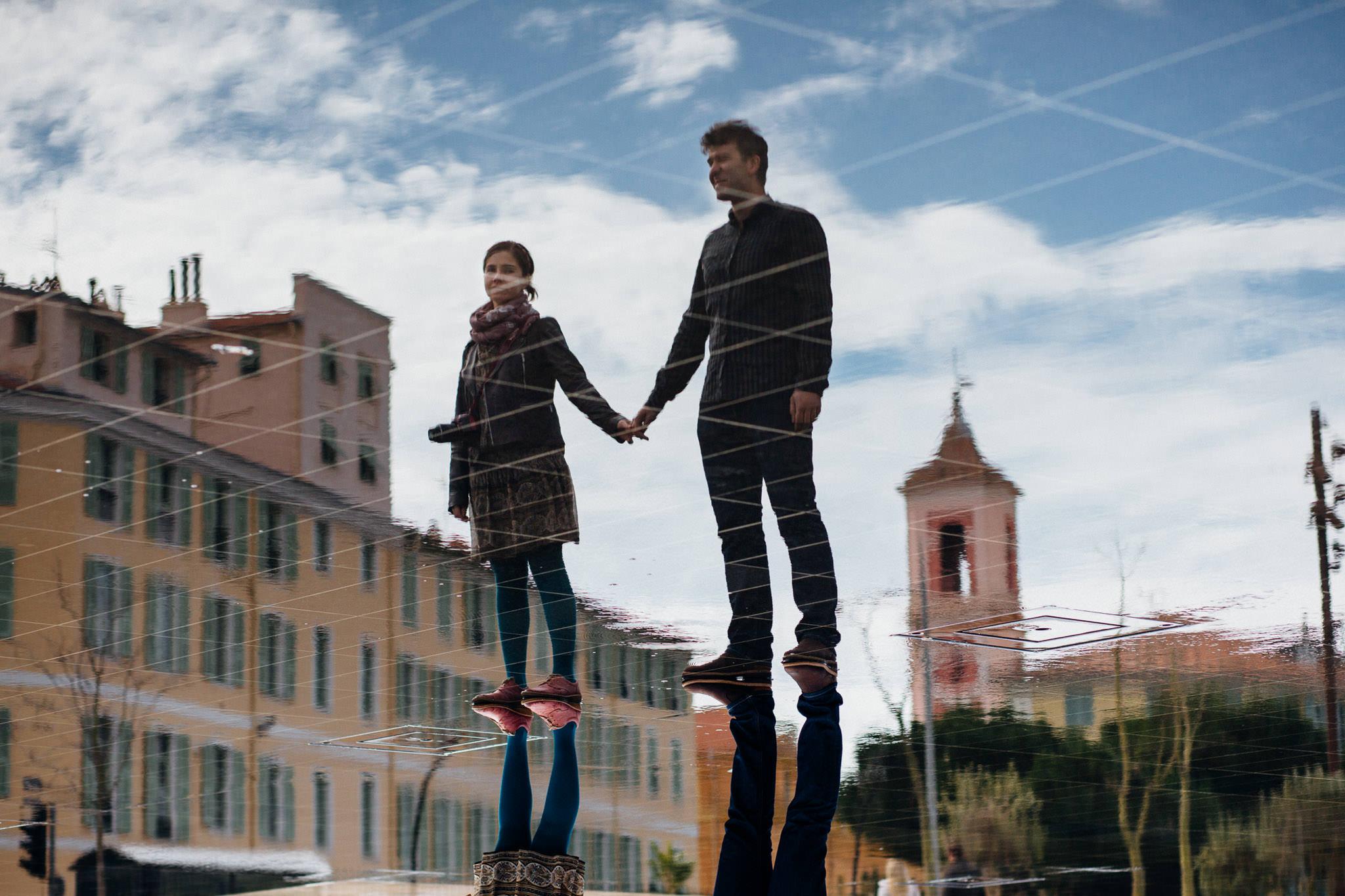 Bogdan & Luiza engagement Nice France-1098