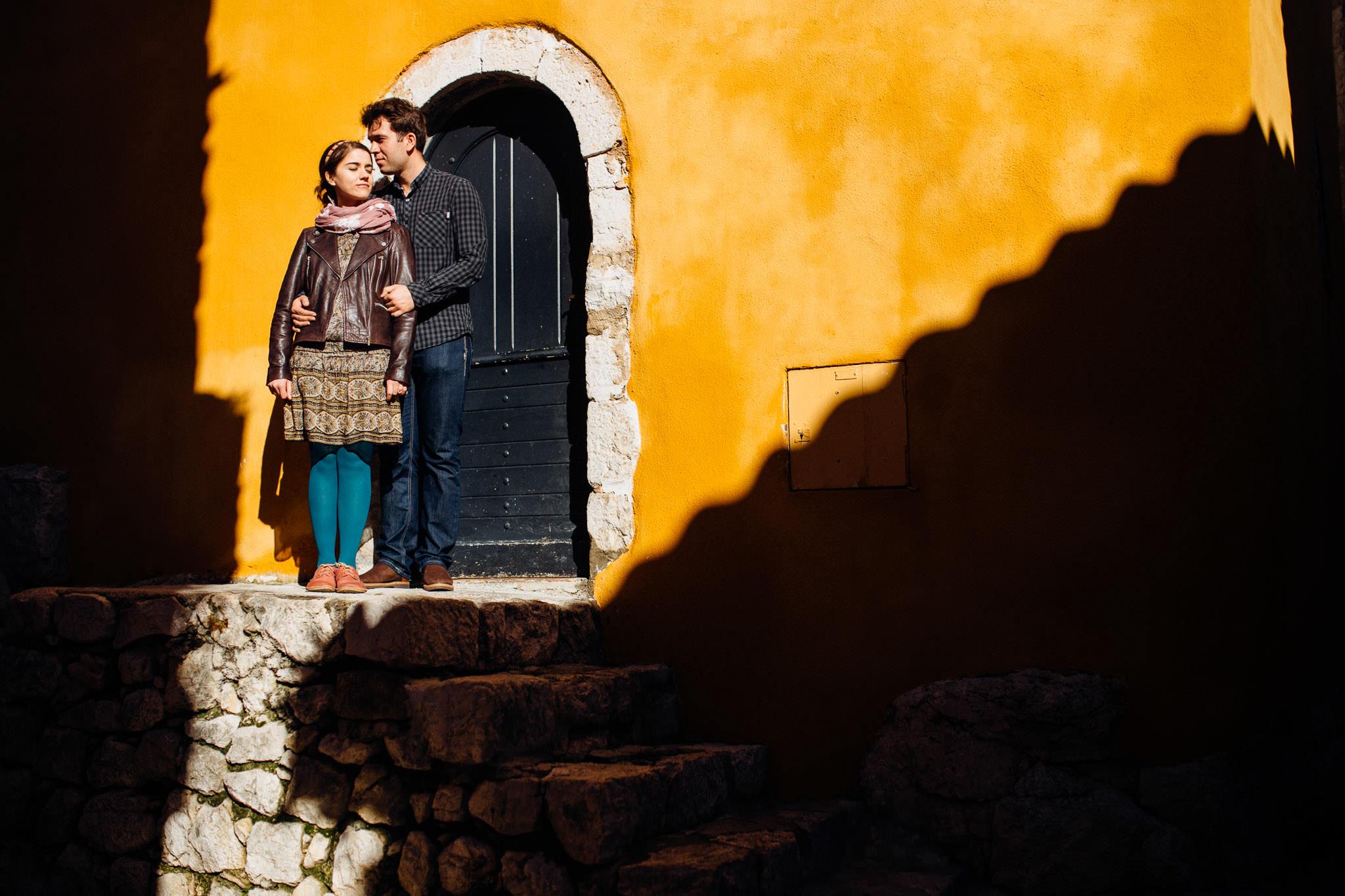 Bogdan & Luiza engagement Nice France-1113
