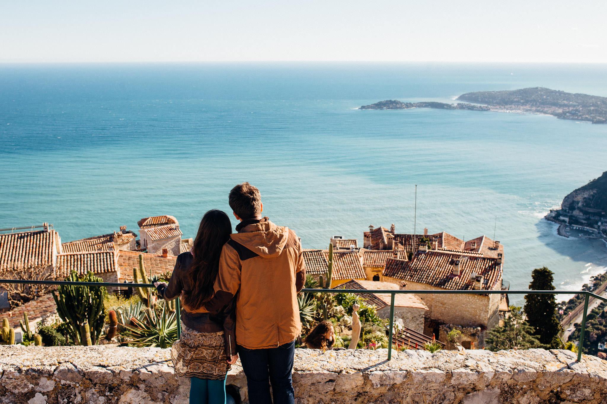 Bogdan & Luiza engagement Nice France-1144