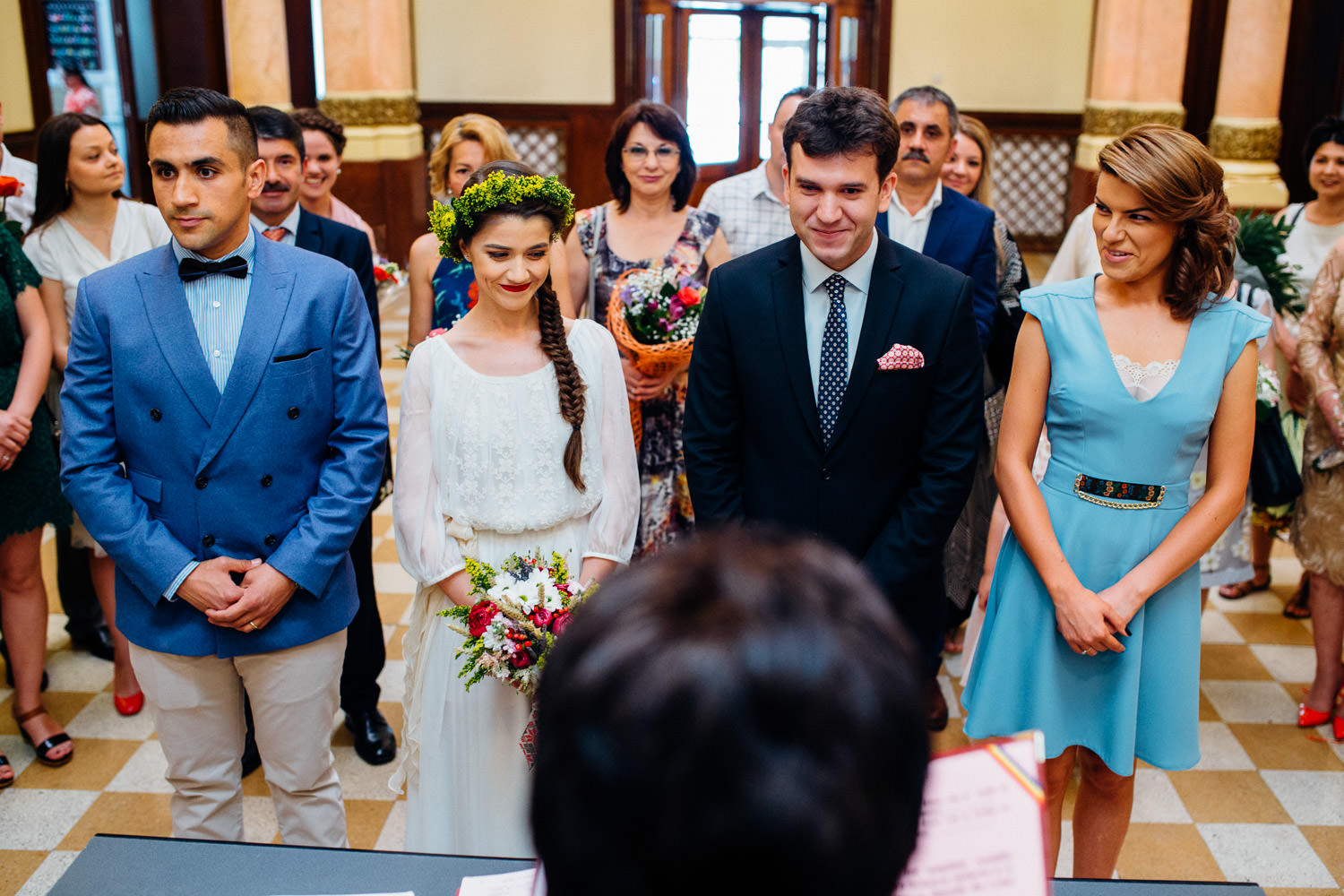 Bogdan & Luiza civil wedding Pitesti-1012