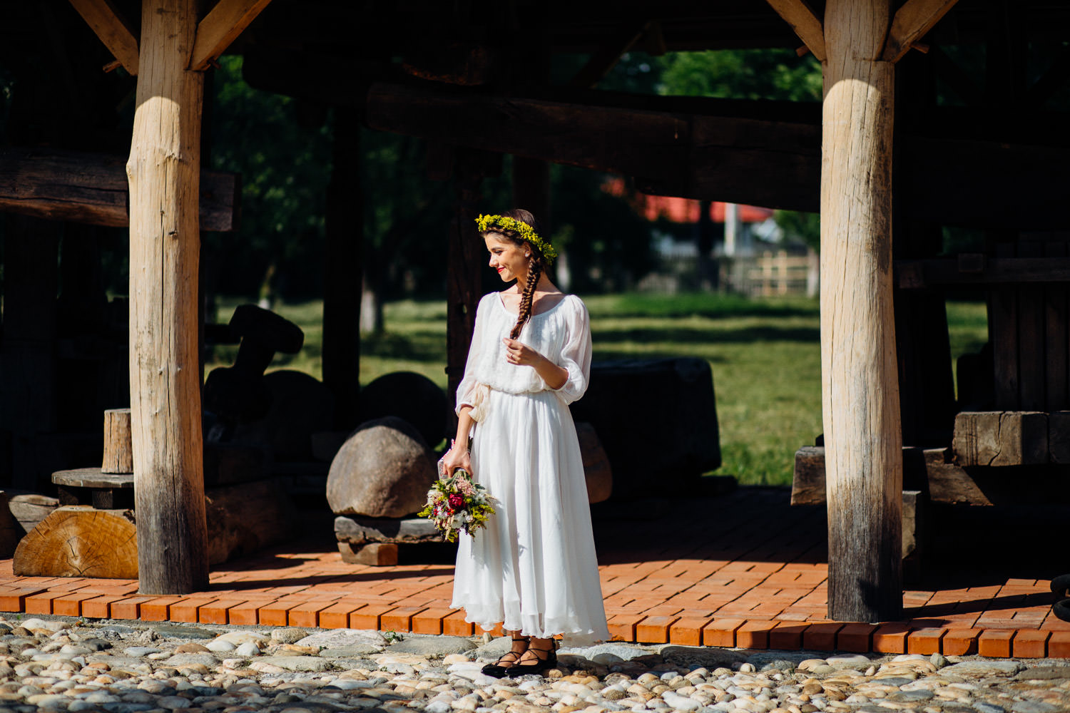 Bogdan & Luiza civil wedding Pitesti-1033