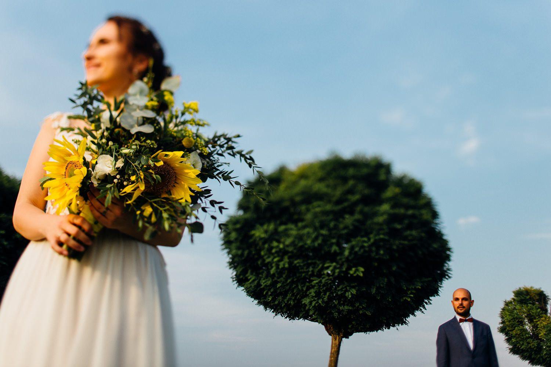 George & Teo wedding