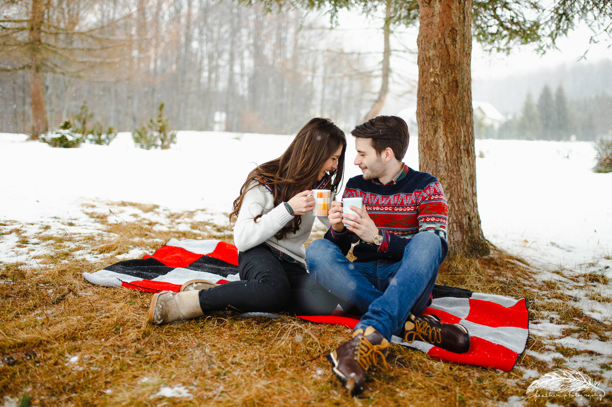 Adrian & Ligia Rasnov engagement-1002