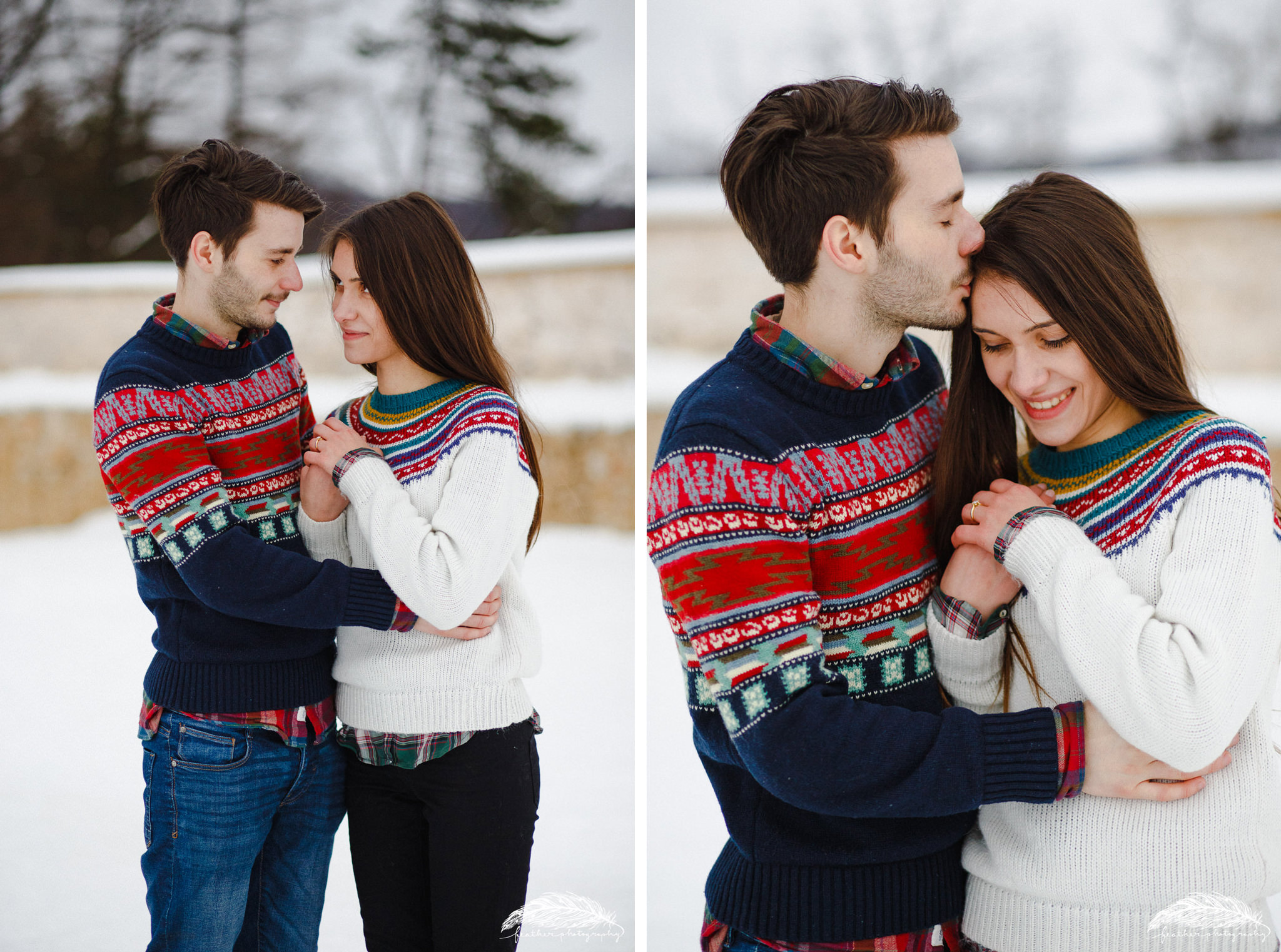 Adrian & Ligia Rasnov engagement 1025