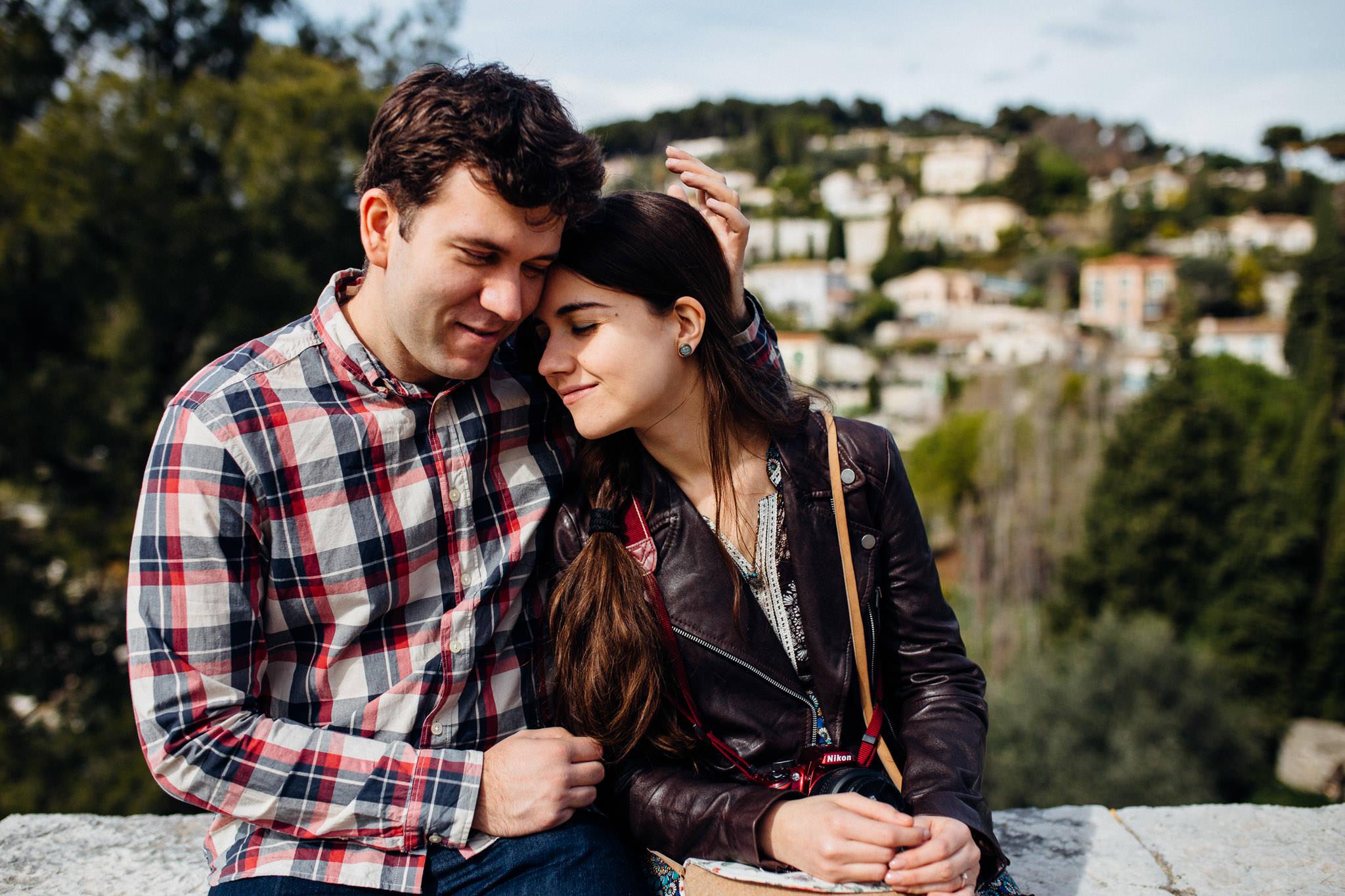 Bogdan & Luiza engagement Nice France-1056