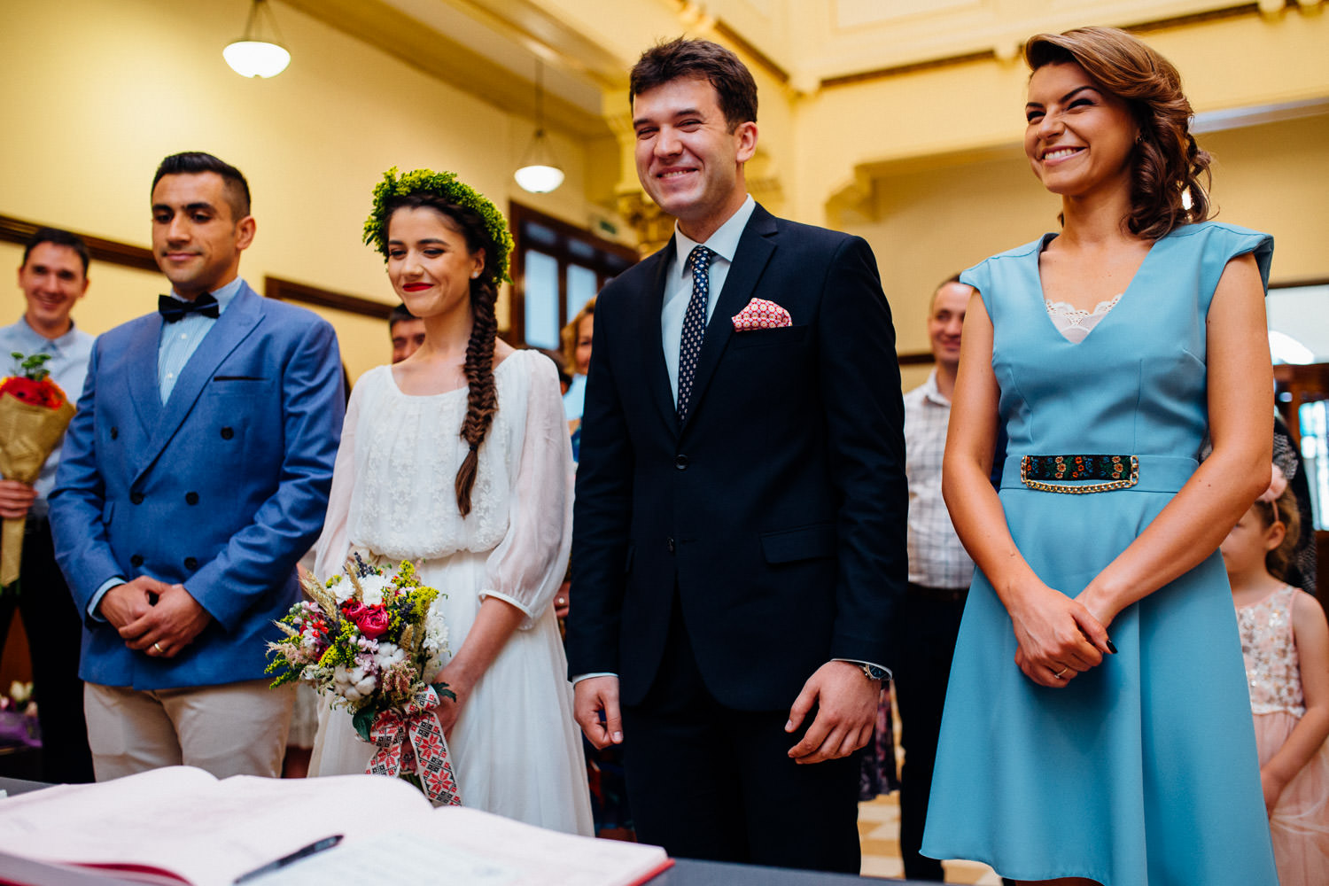 Bogdan & Luiza civil wedding Pitesti-1013