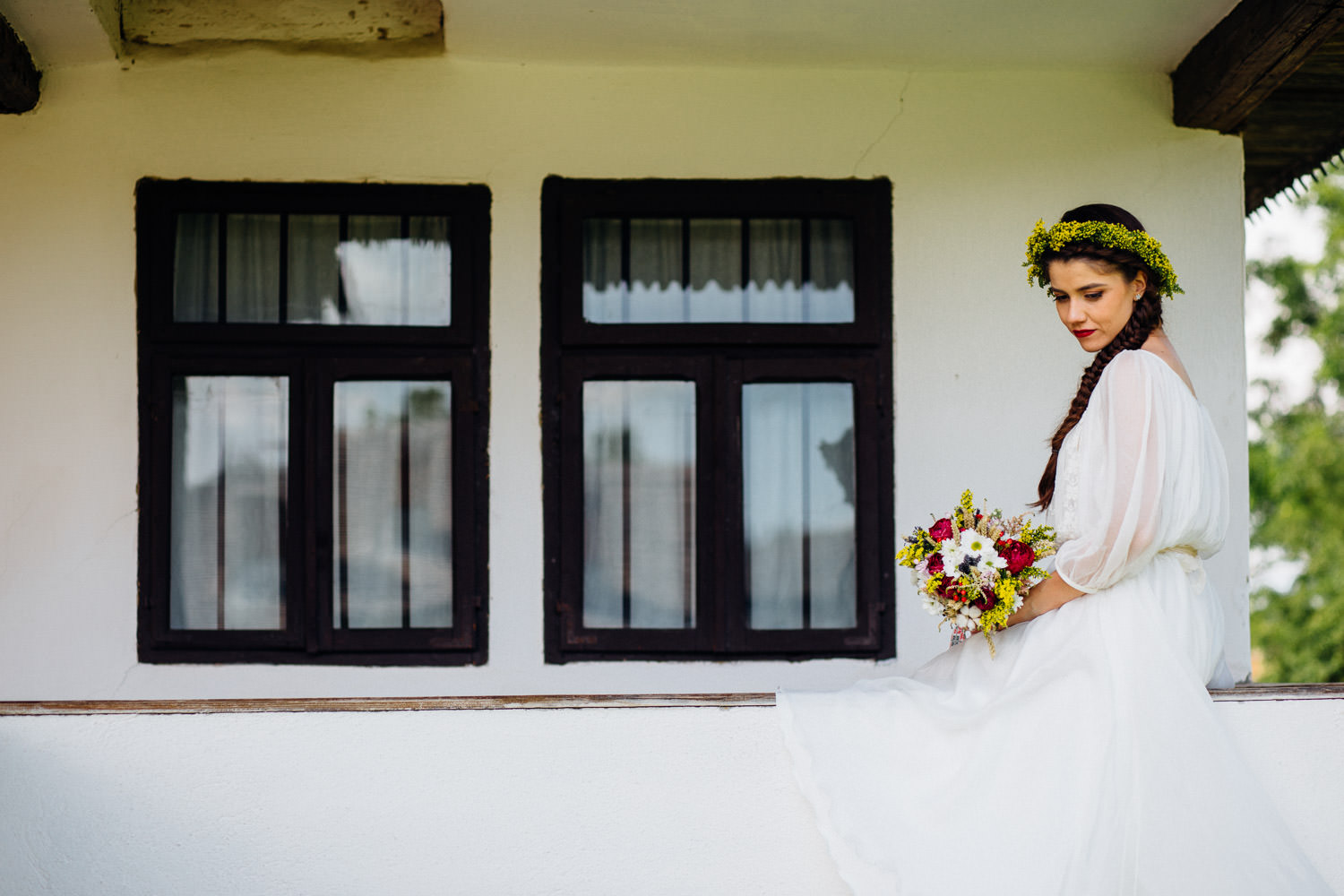 Bogdan & Luiza civil wedding Pitesti-1047